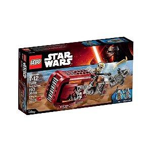 75099 LEGO STAR WARS  Speeder da Rey