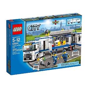 60044 LEGO CITY  Policia Móvel