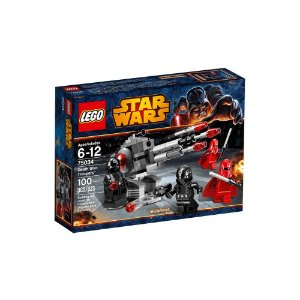 75034 LEGO STAR WARS  Death Star Troopers