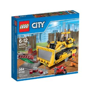 60074 LEGO CITY  Escavadora