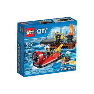 60106 LEGO CITY  Conjunto Iniciação para Combate ao Fogo
