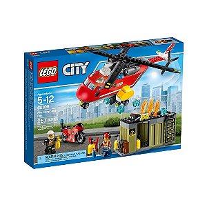 60108 LEGO CITY  Corpo de Intervenção dos Bombeiros