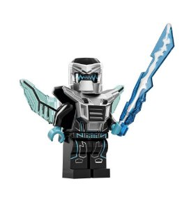 71011 LEGO MINIFIGURES  Série 15 - GUERREIRO ROBÔ