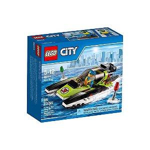 60114 LEGO CITY  Barco de Corrida