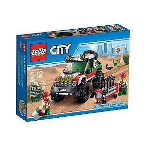 60115 LEGO CITY  4x4 Off-Road