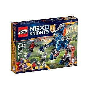 70312 LEGO NEXO KNIGHTS  O Cavalo Mecânico de Lance