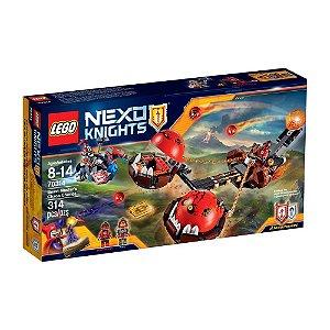 70314 LEGO NEXO KNIGHTS  Carro do Caos do Mestre Besta