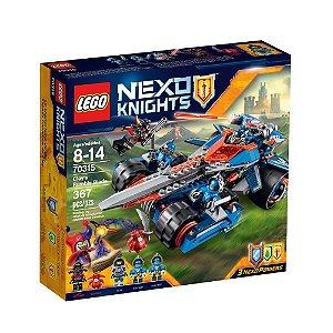 70315 LEGO NEXO KNIGHTS  Espada Estrondosa do Clay