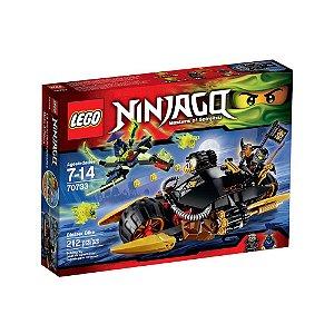 70733 LEGO NINJAGO  Motocicleta de Ação