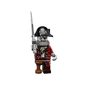 71010 LEGO MINIFIGURES  Series 14 Pirata Fantasma