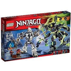 70737 LEGO NINJAGO  Combate de Robô Titã