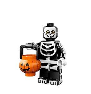 71010 LEGO MINIFIGURES  Series 14 Esqueleto com Lanterna