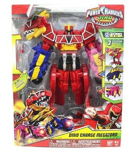 42096 POWER RANGERS DINO CHARGE  MEGA ZORD