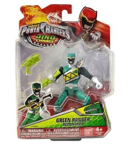 42204 POWER RANGERS DINO CHARGE  RANGER VERDE