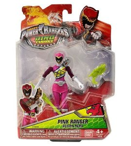 42203 POWER RANGERS DINO CHARGE  RANGER ROSA
