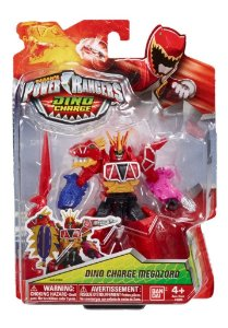 42208 POWER RANGERS DINO CHARGE  MEGA ZORD