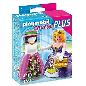 4781 PLAYMOBIL SPECIAL  PRINCESA COM MANEQUIM
