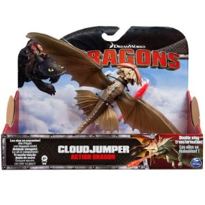 "835 CTOD DRAGÃO FIG ARTICULÁVEIS 14""  CLOUD JUMPER"
