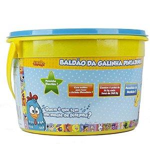 373 KI-MASSA  BALDÃO DA GALINHA PINTADINHA