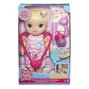 B5158  BABY ALIVE CUIDA DE MIM LOIRA