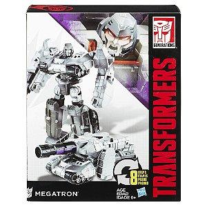 B0785 TRANSFORMERS GENERATIONS  CYBER 7 - MEGATRON