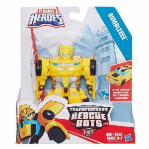 A7024 TRANSFORMERS PLAYSKOOL  RESCUE BOTS - BUMBLEBEE