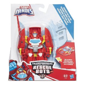 A7024 TRANSFORMERS PLAYSKOOL  RESCUE BOTS - HEATWAVE