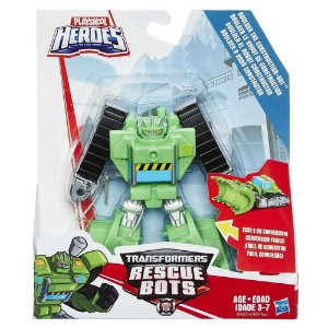 A7024 TRANSFORMERS PLAYSKOOL  RESCUE BOTS - BOULDER