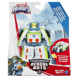 A7024 TRANSFORMERS PLAYSKOOL  RESCUE BOTS - MEDIX