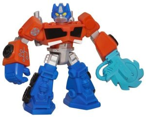 A2126 TRANSFORMERS PLAYSKOOL  MINI RESCUE BOTS OPTIMUS PRIME