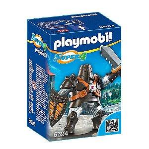 6694 PLAYMOBIL SUPER 4 COLOSSUS NEGRO