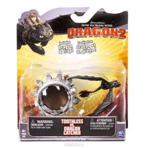 1026 CTOD DRAGÕES DE BATALHA TOOTHLESS VS DRAGON CATCHER