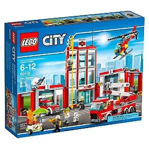 60110 LEGO CITY Quartel dos Bombeiros