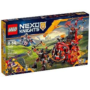 70316 LEGO NEXO KNIGHTS O Terrível Carro do Jestro