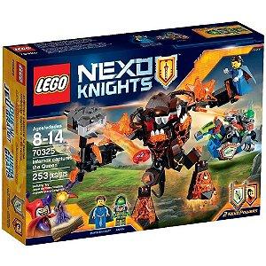 70325 LEGO NEXO KNIGHTS Infernox captura a Rainha