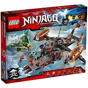 70605 LEGO NINJAGO Fortaleza do Infortúnio