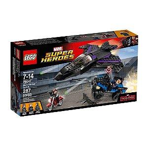 76047 LEGO MARVEL Perseguição do Pantera Negra