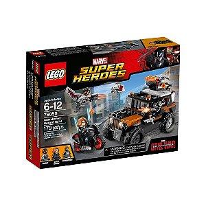 76050 LEGO MARVEL Assalto de Risco do Ossos Cruzados