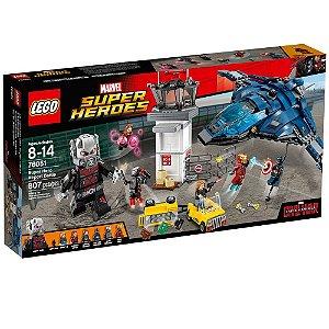 76051 LEGO MARVEL Batalha do Aeroporto dos Super Heróis