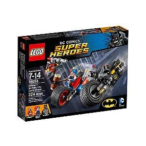 76053 LEGO DC COMICS Batman: Perseguição de Moto em Gotham