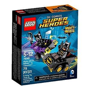 76061 LEGO DC COMICS Micros: Batman contra Mulher-Gato