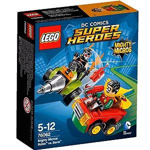 76062 LEGO DC COMICS Micros: Robin contra Bane
