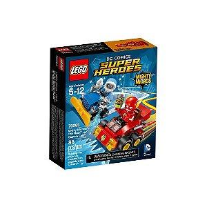 76063 LEGO DC COMICS Micros: Flash contra Capitão Frio