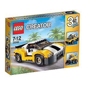 31046 LEGO CREATOR CARRO VELOZ