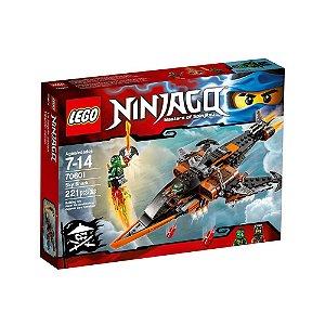 70601 LEGO NINJAGO TUBARAO AEREO