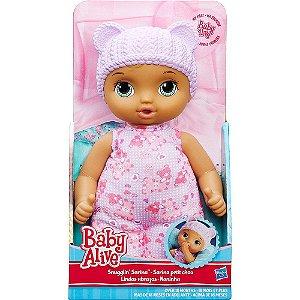 B7114 BABY ALIVE BABY ALIVE NANINHA LILÁS