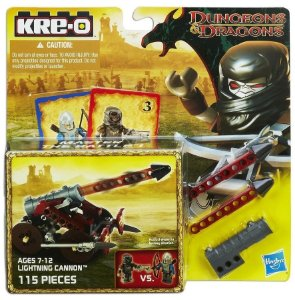 A6744 KRE-O D&D PLAYSET KNIGHTS CATAPULT
