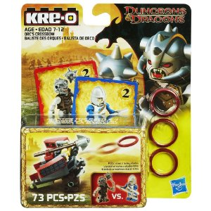 A6744 KRE-O D&D PLAYSET ORC'S CROSSBOW