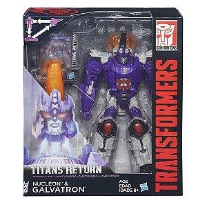B7769 TRANSFORMERS GENERATIONS GALVATRON