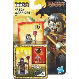 A6746 KRE-O D&D ORC WARRIOR EYE OF GRUUMSH